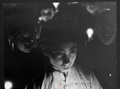 """Il """"Divino Amore"""" di Fellini, una mostra fotografica"""